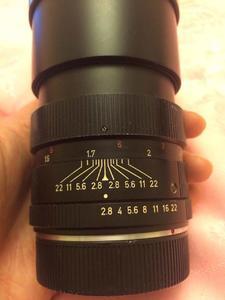 Leica Elmarit-R 135 mm f/ 2.8德国红字版