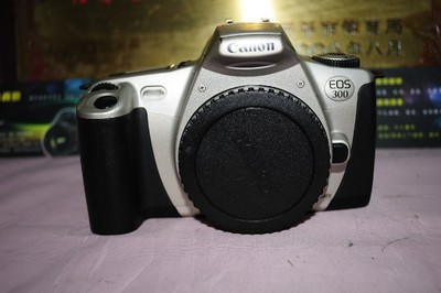 佳能 EOS 300 135胶片电子 单反相机 收藏模型道具