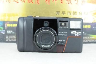尼康 TW2 135胶片 电子单反相机 故障机 收藏模型道具
