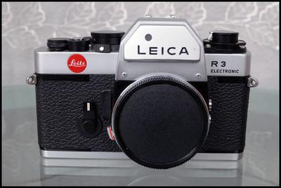 Leica R3 银色机身,超值单反机!