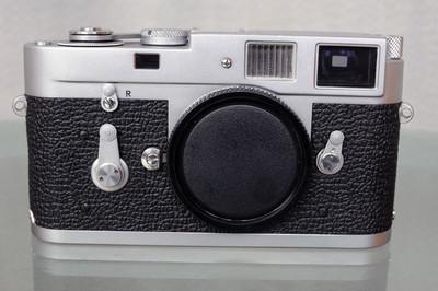 Leica M2,百万号后期带自拍版,比M3实用、藏用俱佳