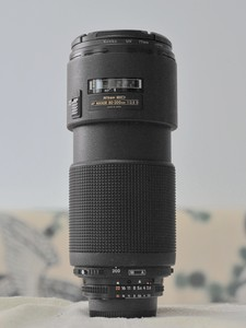 尼康AF80一200f2.8D