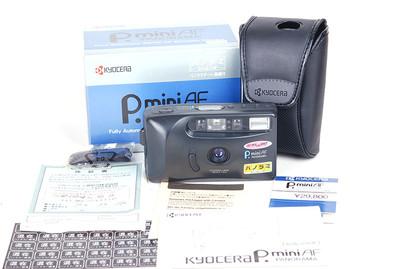 Kyocera 京瓷 P MINI AF 2 定焦相机 32/3.5 T4姐妹机 #jp17553