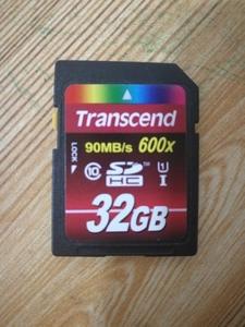 创见 SDHC卡 Class10(32GB)