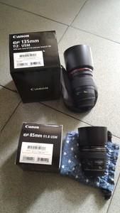 佳能 EF 135mm f/2L USM