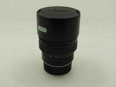 Leica Summilux-M 75 mm f/ 1.4    后期德产 完美成色-----6689
