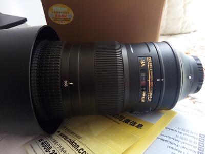 尼康 D500和200-500镜头