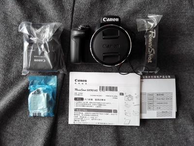 佳能 SX50长焦相机全套包装配件包邮99新卖!