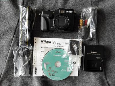 尼康 P7100相机全套包装配件99.99新包邮卖!