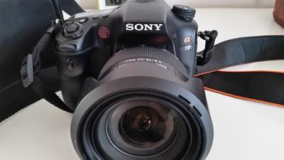 索尼 A77 16-50f2.8套机
