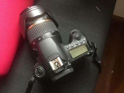 佳能 60D+腾龙B005镜头(成色新)