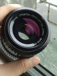宾得 pentax M40-80mm/F2.8-4.0 手动变焦带微距镜头