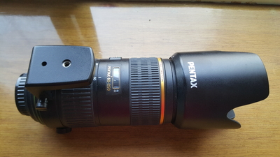 宾得 DA★ 60-250mm f/4 ED [IF] SDM
