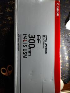 佳能 EF 300mm f/4L USM