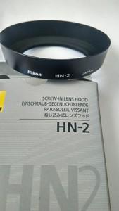 原厂NikonHB-2遮光罩,尼康机身盖,镜头后盖等