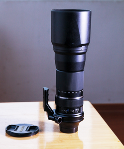 腾龙 SP 150-600mm f/5-6.3 Di VC USD(A011) 尼康口