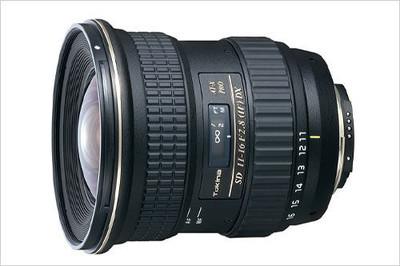 图丽 AF 11-16mm f/2.8  尼康口