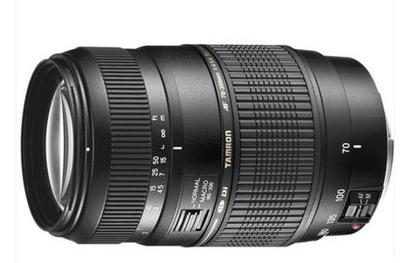 送UV 腾龙70-300mm A17 微距远摄长焦镜头