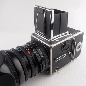 哈苏 Hasselblad 503CW A24后背 可配CFI 50 4镜头 120中画幅套机