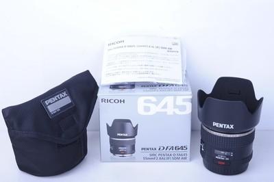 Pentax 64555 2.8镜头