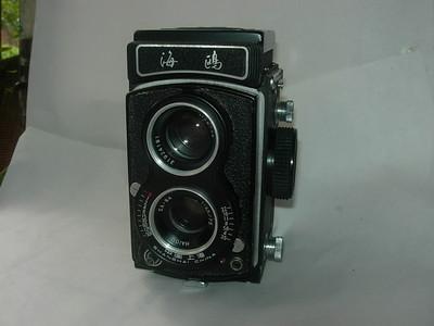 很新海鸥4A双反相机,后期型,收藏使用