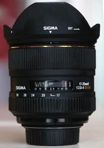 二代 适马 17-35mm f/2.8-4 EX DG HSM(尼康卡口全幅头)