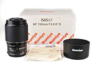 【新品特价】MAMIYA/玛米亚 Sekor D AF150/2.8D#32536