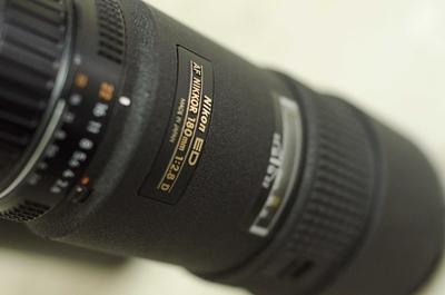 尼康 AF 180mm f/2.8D IF-ED