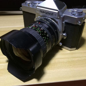 Roc___199元Nikon/尼康 FT Nikomat 马特+适马21-35mm