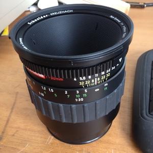 Schneider HFT Apo-symmar 90mm f4 lens