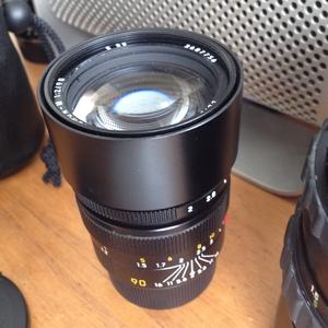 Leica Summrcron-M 90mm f2
