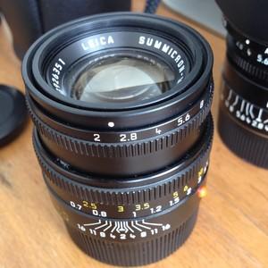 Leica Summicron-M 50mm f2