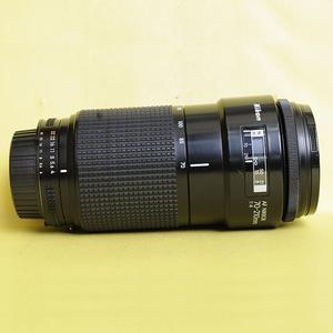 尼康 小小黑 AF 70-210mm/F4 恒定光圈镜头