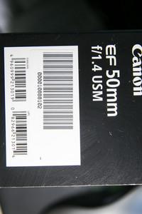 佳能 EF 50mm f/1.4 USM