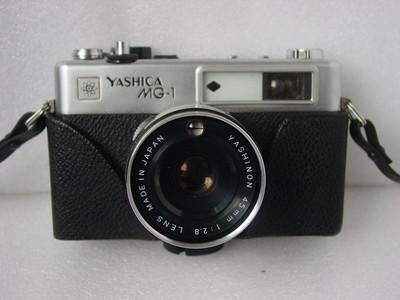 出: YASHICA MG-1 旁轴相机1台.