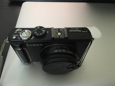 Panasonic 松下LX3