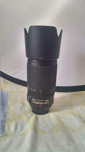 自用 几乎全新的 尼康 AF-S VR 70-300mm f/4.5-5.6G IF-ED