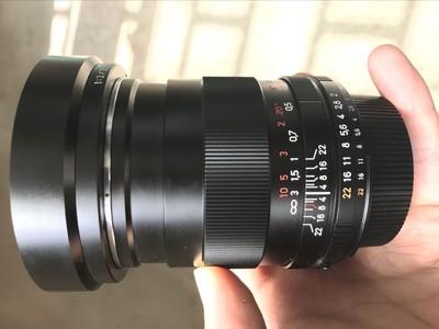 卡尔·蔡司 Distagon T* 35mm f/2 ZF手动镜头