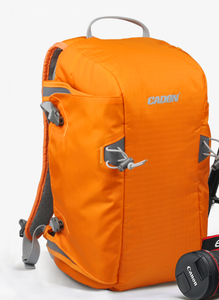 CADEN卡登E5橙色防盗数码单反相机包