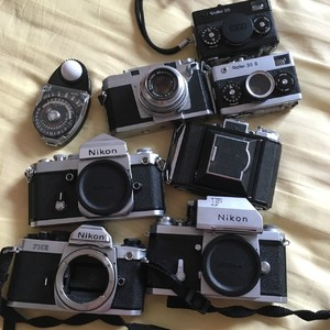尼康 Nikon FM2