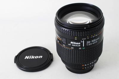 出售95新尼康 AF 28-105mm f/3.5-4.5 D IF