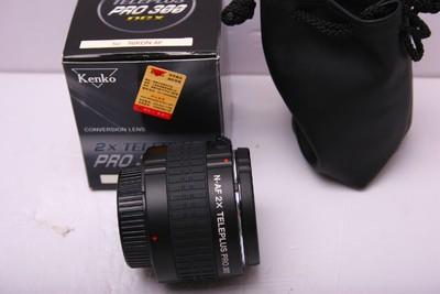 肯高 PRO300 2X DGX 增距镜 尼康口 肯高2X增距镜 肯高 2X 增距镜
