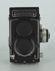 禄莱Rolleiflex 3.5T 蔡司天塞 1972年TOP 经典双反相机 好成色