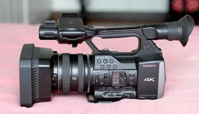 索尼 FDR-AX1E