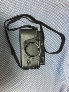 成色极佳自用富士 X-Pro 1 + 18-55/2.8-4 OIS镜头