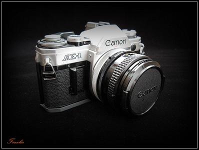 【佳能】Canon AE-1/50mm-1:1.8