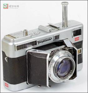 福伦达 Voigtlander VITESSA 旁轴.天线宝宝 古董 收藏  胶片相机