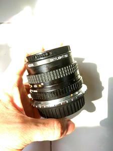 canon佳能口图丽Tokina EL 28 F2.8全幅广角手动镜头568