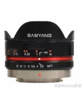 SAMYANG型号: 7.5mm T3.8 Cine