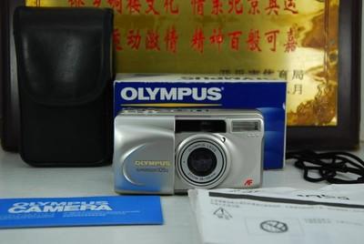 奥林巴斯 SUPERZOOM 105G 135胶卷傻瓜相机 胶片机 收藏道具模型